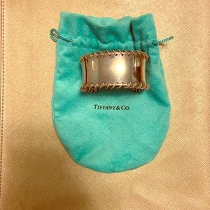 Tiffany and Co Silver Cuff Bracelet